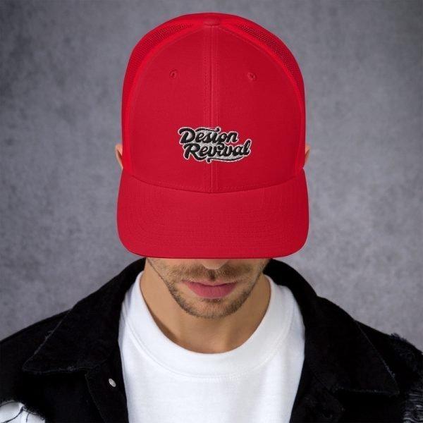 retro trucker hat red front 6122f4ec84f0b.jpg